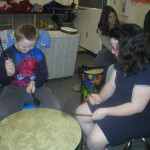 Music Therapy Enhances Social Skills