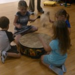 Some children have an innate rhythmic sense
